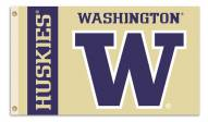 Washington Huskies Premium 3' x 5' Flag