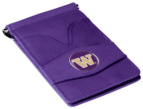 Washington Huskies Purple Player's Wallet