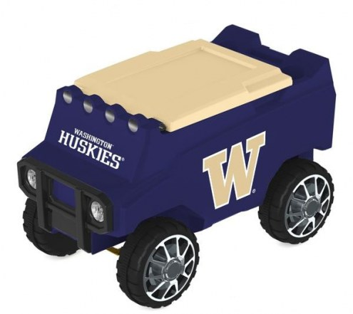 Washington Huskies Remote Control Rover Cooler