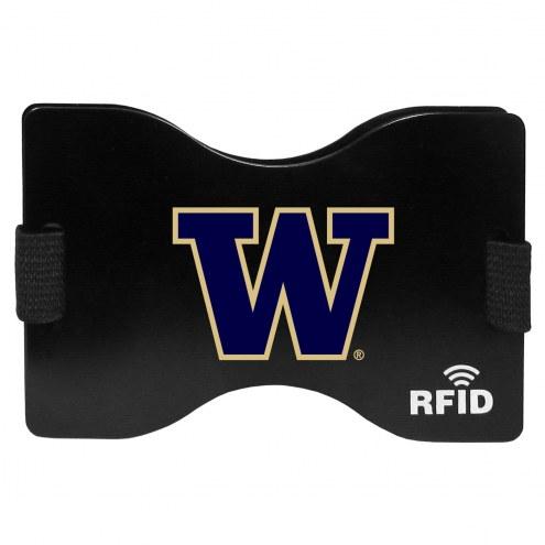 Washington Huskies RFID Wallet
