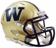 Washington Huskies Riddell Speed Mini Collectible Football Helmet