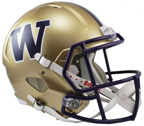 Washington Huskies Riddell Speed Collectible Football Helmet