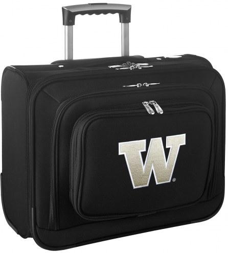 Washington Huskies Rolling Laptop Overnighter Bag