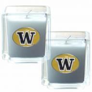 Washington Huskies Scented Candle Set