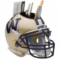 Washington Huskies Schutt Football Helmet Desk Caddy