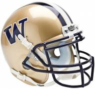 Washington Huskies Schutt Mini Football Helmet