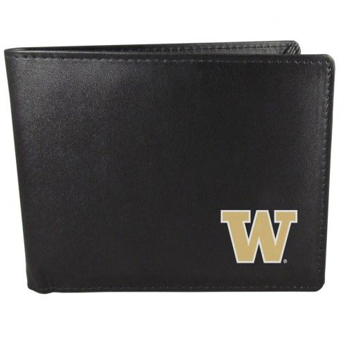 Washington Huskies Bi-fold Wallet