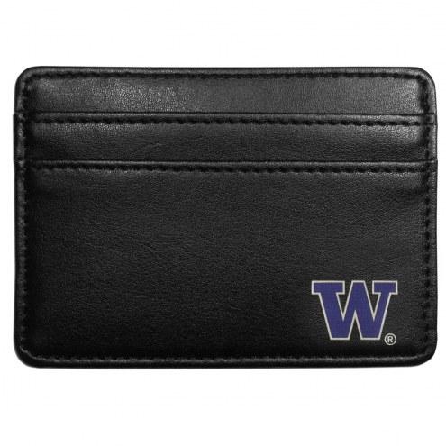 Washington Huskies Weekend Wallet