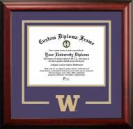 Washington Huskies Spirit Diploma Frame
