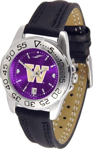 Washington Huskies Sport AnoChrome Women's Watch