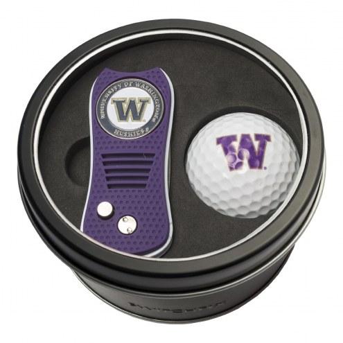 Washington Huskies Switchfix Golf Divot Tool & Ball