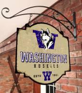 Washington Huskies Tavern Sign