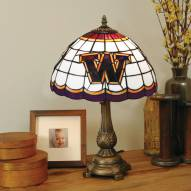 Washington Huskies Tiffany Table Lamp