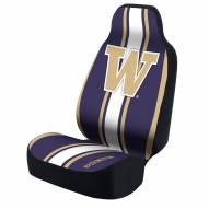 Washington Huskies Universal Bucket Car Seat Cover