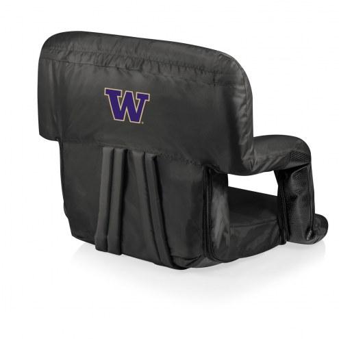 Washington Huskies Ventura Portable Outdoor Recliner