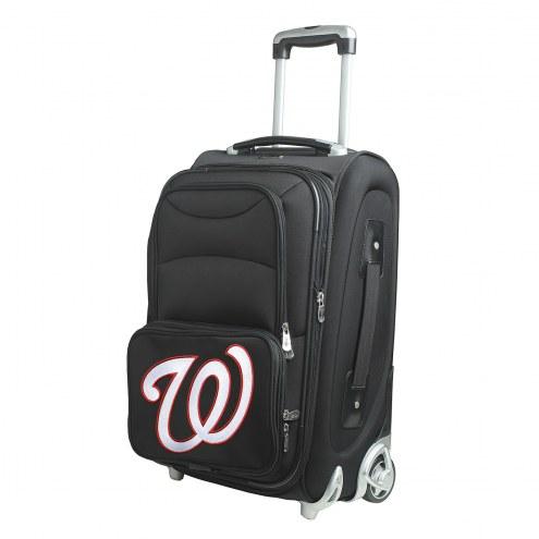 """Washington Nationals 21"""" Carry-On Luggage"""