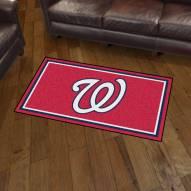 Washington Nationals 3' x 5' Area Rug