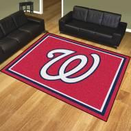 Washington Nationals 8' x 10' Area Rug