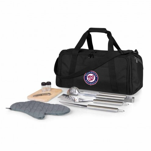 Washington Nationals BBQ Kit Cooler