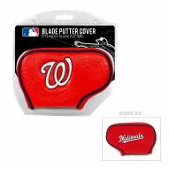 Washington Nationals Blade Putter Headcover
