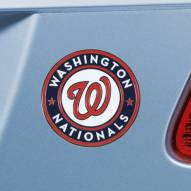 Washington Nationals Color Car Emblem