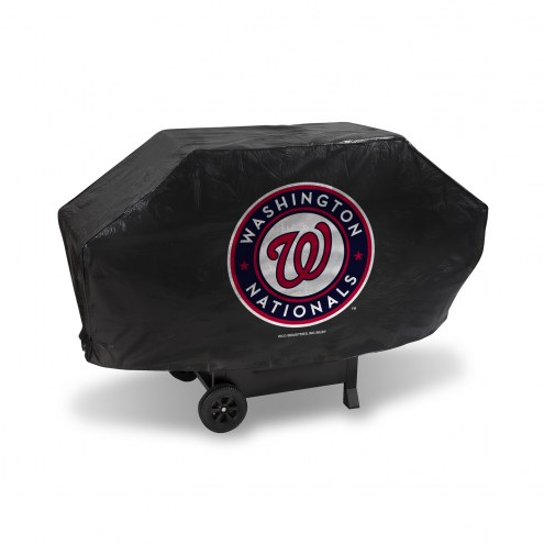 Washington Nationals Deluxe Padded Grill Cover