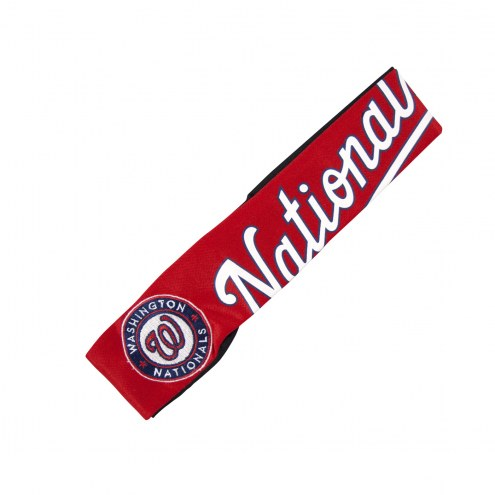 Washington Nationals FanBand Jersey Headband