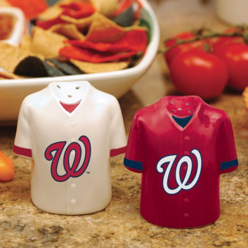 Washington Nationals Gameday Salt and Pepper Shakers