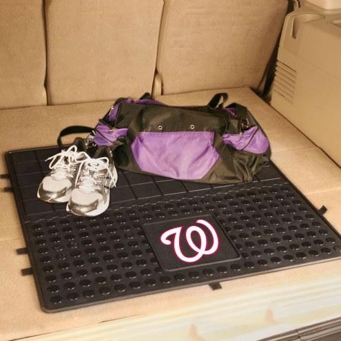 Washington Nationals Heavy Duty Vinyl Cargo Mat