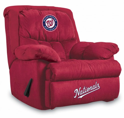 Washington Nationals Home Team Recliner