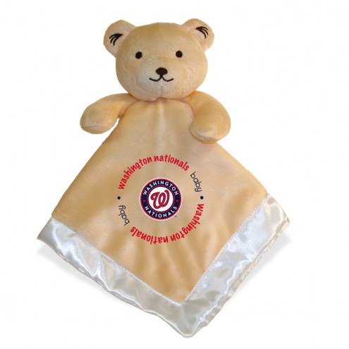 Washington Nationals Infant Bear Security Blanket
