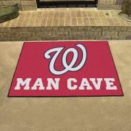 Washington Nationals Man Cave All-Star Rug