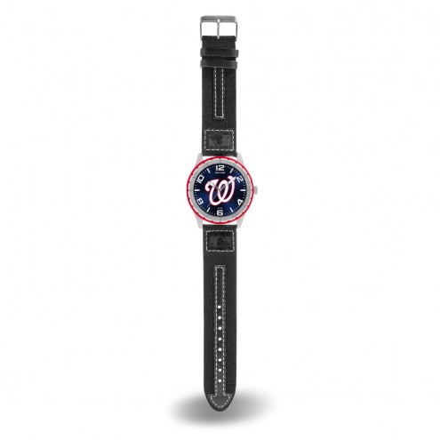 Washington Nationals Men's Gambit Watch