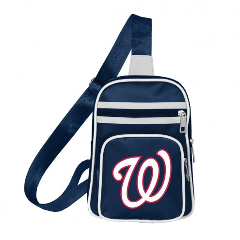 Washington Nationals Mini Cross Sling Bag