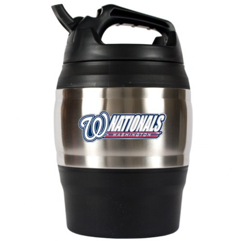 Washington Nationals MLB 78 oz. Sport Cooler Jug