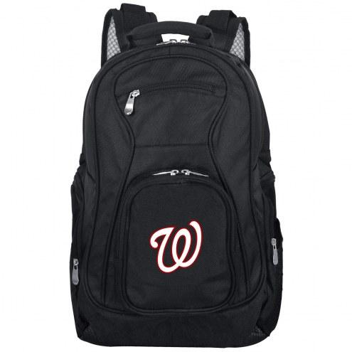 Washington Nationals Laptop Travel Backpack