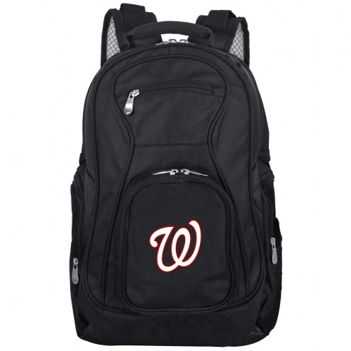 Washington Nationals Laptop Travel Backpack