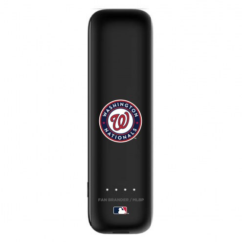 Washington Nationals mophie Power Boost Mini Portable Battery