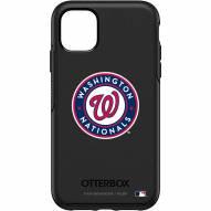 Washington Nationals OtterBox Symmetry iPhone Case