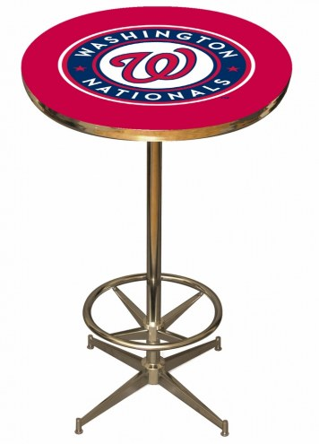 Washington Nationals Pub Table