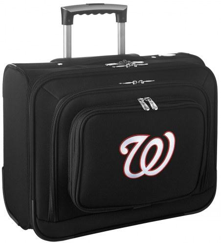Washington Nationals Rolling Laptop Overnighter Bag