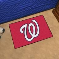 Washington Nationals Starter Rug