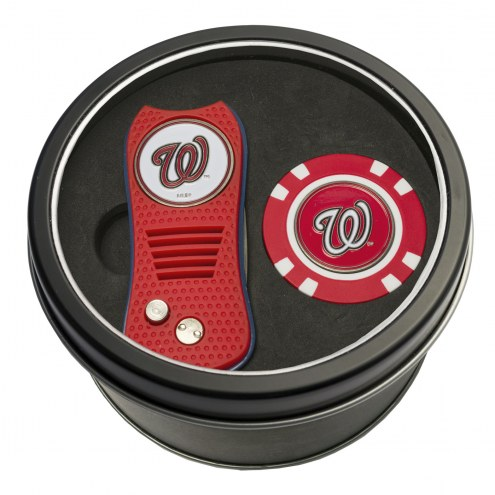 Washington Nationals Switchfix Golf Divot Tool & Chip