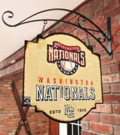 Washington Nationals Tavern Sign