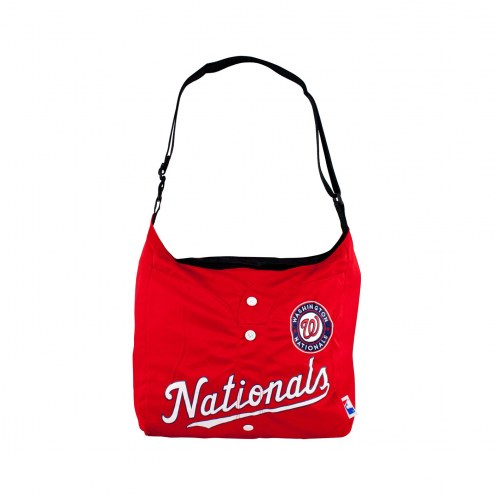 Washington Nationals Team Jersey Tote