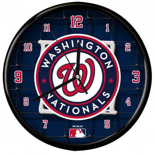 Washington Nationals Team Net Clock
