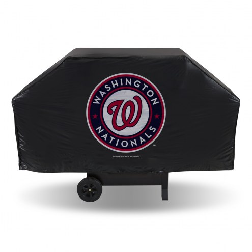 Washington Nationals Vinyl Grill Cover