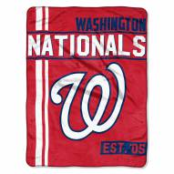 Washington Nationals Walk Off Throw Blanket