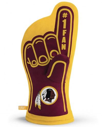 Washington Redskins #1 Fan Oven Mitt