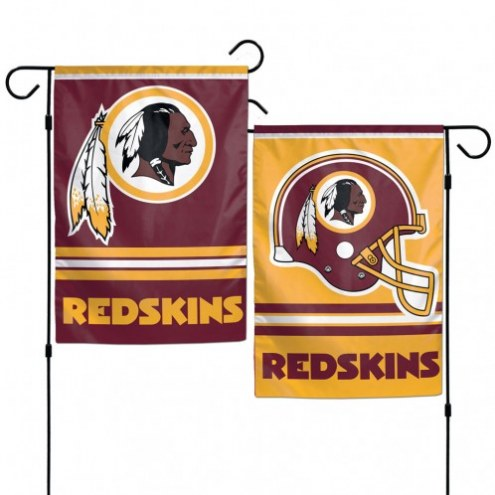 "Washington Redskins 11"" x 15"" Garden Flag"